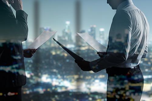 Services de conseil en mondialisation