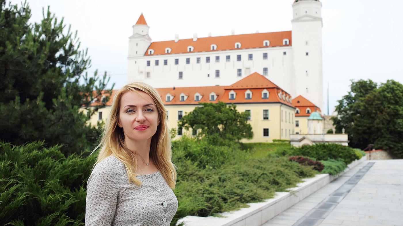 Traduction en slovaque
