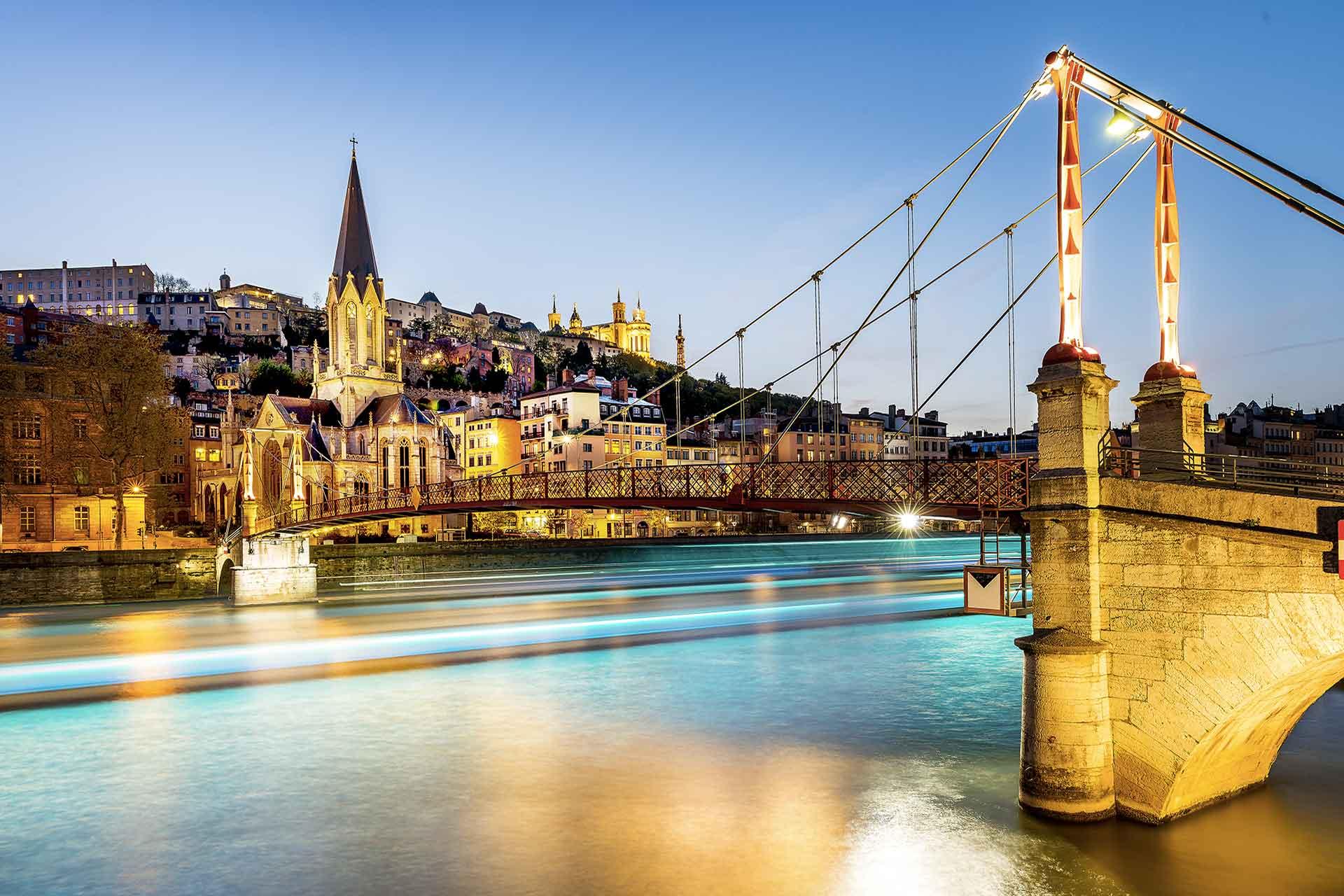 Nos services de traduction <br> à Lyon