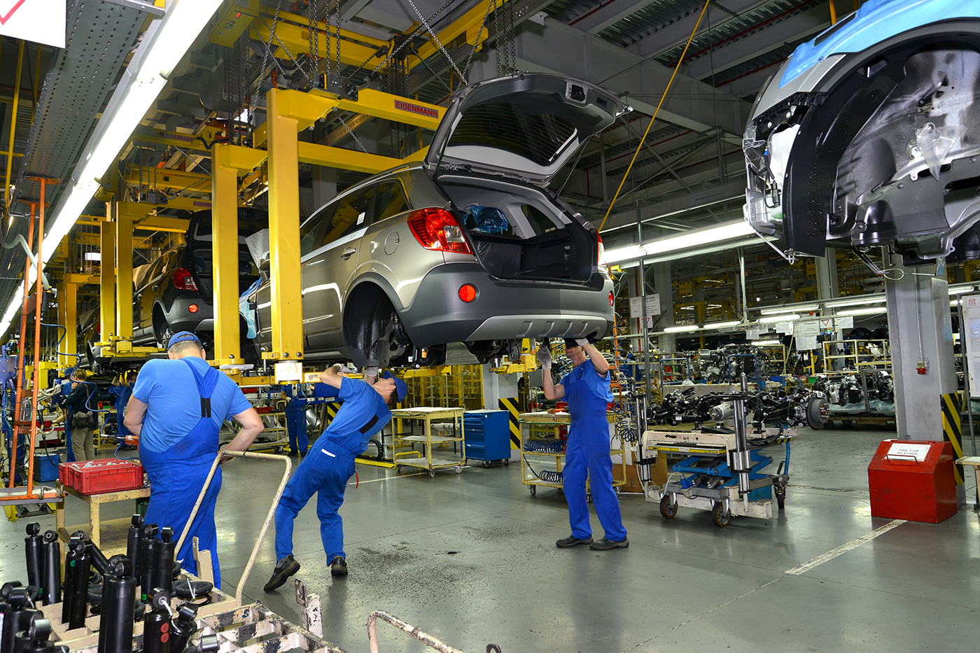Traduction pour le secteur automobile