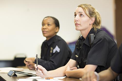 Police Interpretation