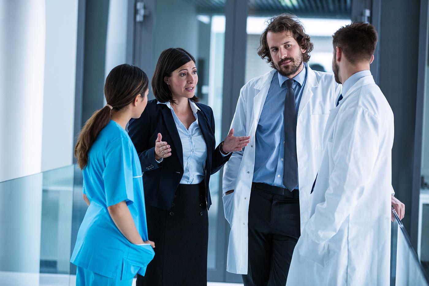 Dolmetschen Gesundheitsdienst